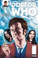 Doctor Who The Tenth Doctor Adventures: Year Two #13 (Cover C)