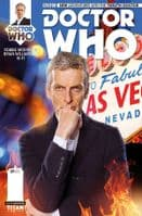 Doctor Who The Twelfth Doctor Adventures #12 (Cover B)