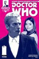 Doctor Who The Twelfth Doctor Adventures #8 (Cover A)