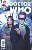 Doctor Who The Twelfth Doctor Adventures: Year Two #1 (Cover B)