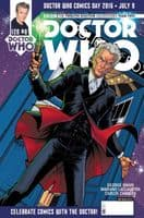 Doctor Who The Twelfth Doctor Adventures: Year Two #7 (Cover E) Doctor Who Comics Day Exclusive!