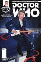 Doctor Who The Twelfth Doctor Adventures: Year Two #8 (Cover C)