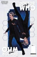 Doctor Who The Twelfth Doctor Adventures: Year Two #9 (Cover B)