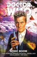 Doctor Who The Twelfth Doctor Volume 6: Sonic Boom - TPB/Graphic Novel