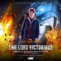 Doctor Who Time Lord Victorious 3: Mutually Assured Destruction - Audio CD