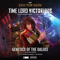 Doctor Who Time Lord Victorious: Genetics of the Daleks - Audio CD