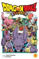 Dragon Ball Super Volume 07