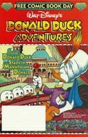 Free Comic Book Day 2003 - Donald Duck Adventures