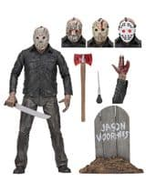 Friday the 13th Part V A New Beginning: Jason Voorhees - Ultimate Action Figure