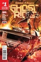 Ghost Rider (Marvel NOW) - Issues 1 to 5 - Full Set of 5 Comics