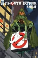 Ghostbusters Annual 2018 - Cover A