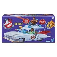 Ghostbusters Kenner Classics: The Real Ghostbusters Ecto-1 Vehicle