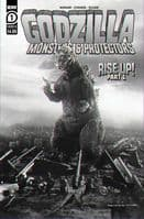 Godzilla: Monsters & Protectors - Issues 1 to 5 - Full Set of 5 Comics - Photo Variant Covers