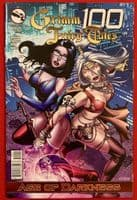 """Grimm Fairy Tales #100 - """"Age of Darkness"""" - Cover D"""