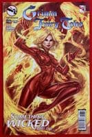 Grimm Fairy Tales #116 - Cover C