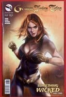 Grimm Fairy Tales #117 - Cover C