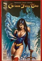 Grimm Fairy Tales #90 - Cover A