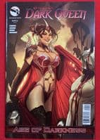 Grimm Fairy Tales Presents: Dark Queen - Age of Darkness - One-Shot - Cover A