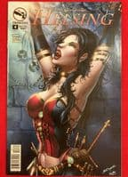 Grimm Fairy Tales Presents: Helsing #4 (of 4) - Cover C