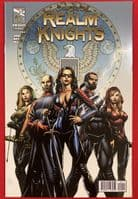 Grimm Fairy Tales Presents: Realm Knights #1 - Cover A