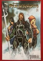 Grimm Fairy Tales Presents: Realm Knights #3 - Cover A