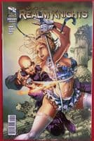 Grimm Fairy Tales Presents: Realm Knights - One Shot - Cover B