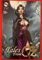 Grimm Fairy Tales Presents: Tales from Oz #6: Zamora  - Cover C