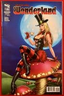 Grimm Fairy Tales Presents: Wonderland #15 - Cover A