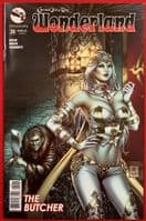 Grimm Fairy Tales Presents: Wonderland #39 - Cover A