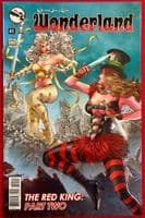 Grimm Fairy Tales Presents: Wonderland #41 - Cover A