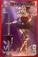 Grimm Fairy Tales Presents: Wonderland #43 - Cover A