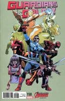 Guardians of the Galaxy #150 - (Infinity Quest) - Avengers Variant Cover