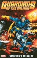Guardians of the Galaxy: Tomorrow's Avengers - TPB/Graphic Novel