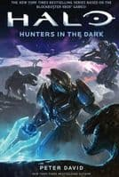 Halo: Hunters in the Dark - By Peter David - Paperback Novel