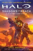 Halo: Shadows of Reach - A Master Chief Story - Paperback Novel by Troy Denning