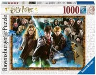 Harry Potter - 1000 Piece Jigsaw Puzzle