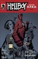 Hellboy and the BPRD: Her Fatal Hour and The Sending - Cover A