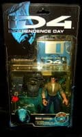 ID4 Independence Day: David Levinson - Carded Figure