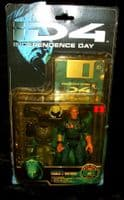 ID4 Independence Day: Thomas J. Whitmore - Carded Figure