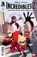Incredibles 2: Crisis in Mid-Life! & Other Stories Part One #1