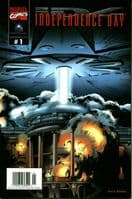 Independence Day - Issues 0 to 2 - Full Set of 3 Comics PLUS Extra #0 Variant
