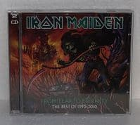 Iron Maiden: From Fear To Eternity - The Best of 1990-2010 - CD Album - 2 Discs