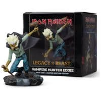 Iron Maiden Legacy of the Beast: Vampire Hunter Eddie - Wave One Limited Edition Figurine