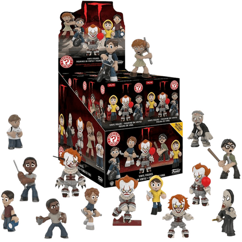 IT Mystery Minis (Walgreens Exclusive Versions) X 3