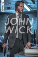 John Wick #4 - Cover C Photo Variant