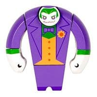 Joker Painted Wooden Figure - Loot Crate Exclusive