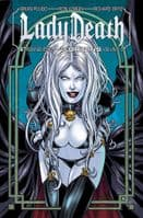 Lady Death: Origins Volume 1 - Hardcover/Graphic Novel