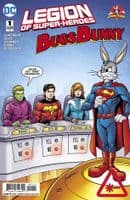 Legion of Super-Heroes/Bugs Bunny #1 - One-Shot