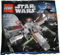 Lego 30051 - Star Wars: Mini X-Wing Polybag