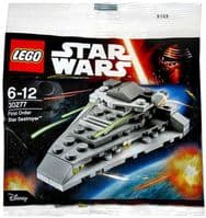 Lego 30277 - Star Wars: First Order Star Destroyer Polybag